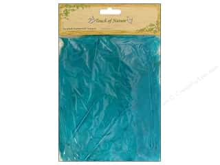 Midwest Design Fthr Turkey Flat 4-6&quot; Turquois 14gm
