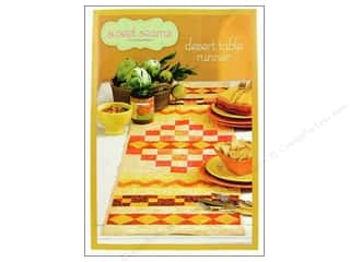 Desert Table Runner Pattern