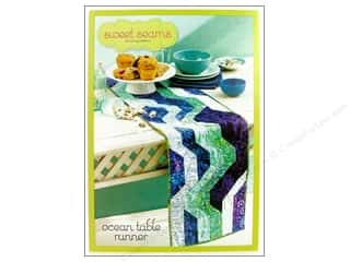 Ocean Table Runner Pattern