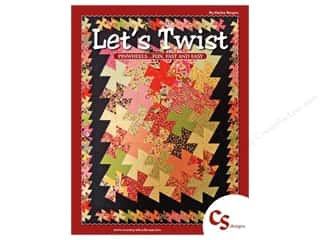 Books & Patterns Hot: Country Schoolhouse Let's Twist Book