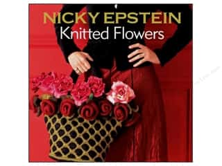 Books Flowers: Sixth & Spring Nicky Epstein Knitted Flowers Book