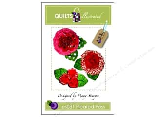 Pleated Posy Pattern