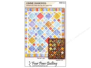 Gimme Diamonds Pattern
