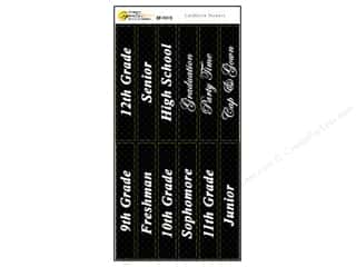 Scrappin Sports Sticker Cardstock School High Schl