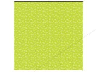 Anna Griffin Paper 12x12 Fifi Fido Fur Green (25 sheets)