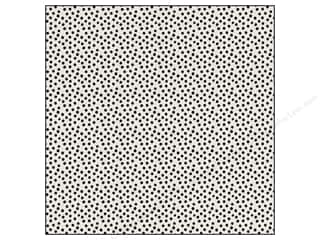Anna Griffin: Anna Griffin 12 x 12 in. Cardstock Fifi & Fido Flock Dots (25 sheets)