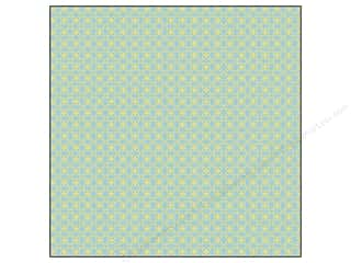 Anna Griffin Paper 12x12 Lizzie Eyelet Blue (25 sheets)