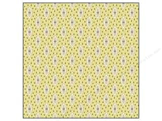 Anna Griffin 12 x 12 in. Cardstock Francesca Green Diamond (25 sheets)