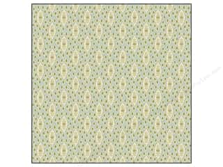 Anna Griffin Paper 12x12 Francesca Diamond Blue (25 sheets)