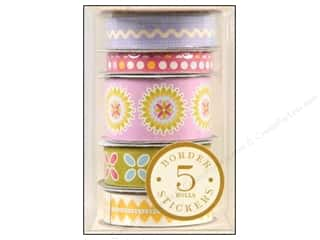 Anna Griffin Sticker Lizzie Border Rolls