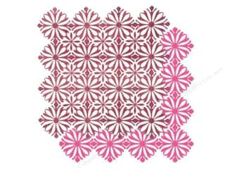 Anna Griffin Paper 12x12 Die Cut Pink/Lavender 2pc
