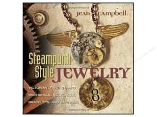 Steampunk Style Jewelry Book