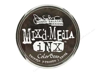 Weekly Specials ColorBox Mixd Media: ColorBox Mix&#39;d Media Inx Pad D Salazar Truffle
