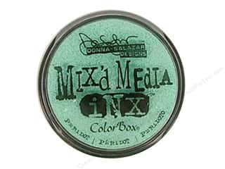 ColorBox Mix'd Media Inx Pad by Donna Salazar Peridot