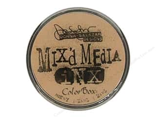 Weekly Specials ColorBox Mixd Media: ColorBox Mix&#39;d Media Inx Pad D Salazar Honey