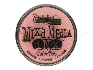 Weekly Specials ColorBox Mixd Media: ColorBox Mix'd Media Inx Pad by Donna Salazar Chiffon