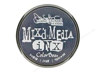 Weekly Specials ColorBox Mixd Media: ColorBox Mix&#39;d Media Inx Pad D Salazar Denim