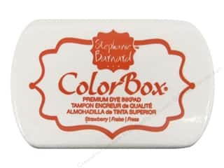 ColorBox Premium Dye Ink Pad S Barnard Strawberry