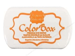 ColorBox Premium Dye Ink Pad S Barnard Tangerine