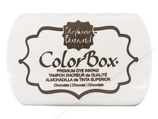ColorBox Premium Dye Ink Pad S Barnard Chocolate