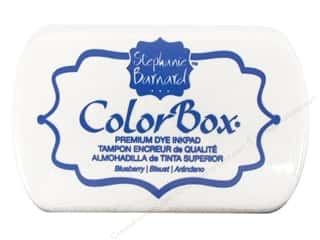 ColorBox Premium Dye Ink Pad S Barnard Blueberry