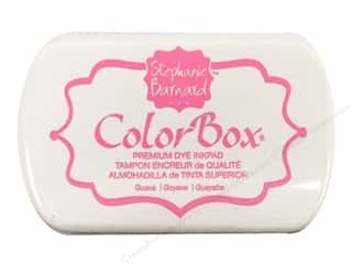 ColorBox Premium Dye Ink Pad S Barnard Guava