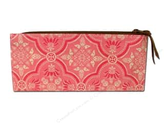 Anna Griffin Fab Acces Pencil Case Carmen Quat Pnk