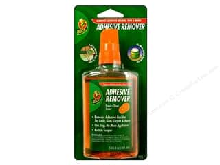 Cleaners and Removers Liquid Cleaners / Gel Cleaners: Duck Adhesive Remover Liquid 5.45oz Carded