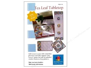 Tea Leaf Tabletop Pattern