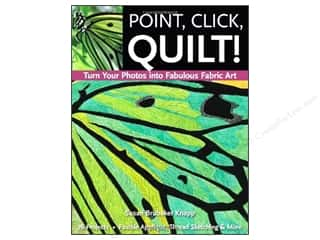 C&T Publishing: Point Click Quilt Book