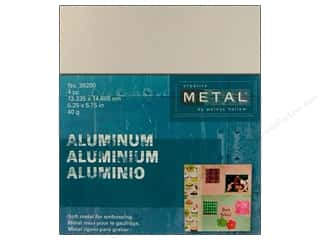 Creative Metal Aluminum Rectangles 5 1/4 x 5 3/4 in.