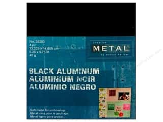 Creative Metal Gold Aluminum 5 1/4 x 5 3/4 in.