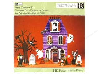 K&amp;Co Kits Table Decor KP Halloween Haunted House