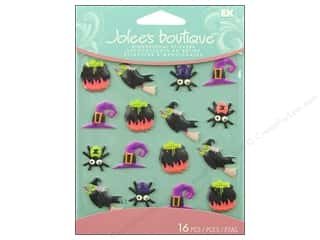 Jolee's Boutique Cabochons Witches