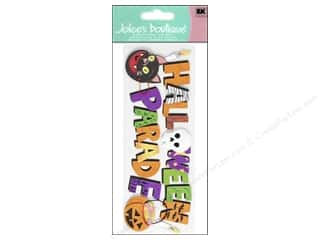 Jolee's Boutique Title Stickers Halloween Parade