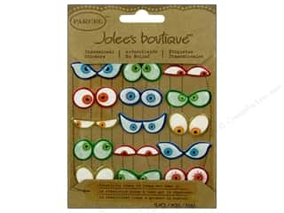 Jolee's Boutique Stickers Parcel Spooky Eyes