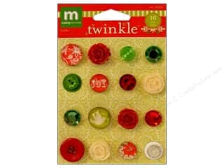 Making Memories Embellishments Baubles Twinkle