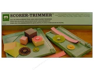 Scrapbooking & Paper Crafts: Making Memories Paper Trimmer Scorer