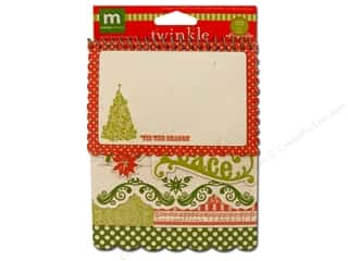 Clearance Pine Ridge Art List Pads: Making Memories Spiral Journaling Book Twinkle