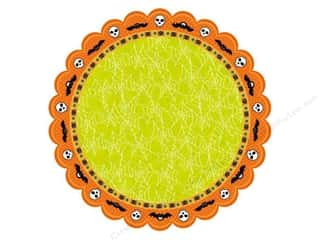 Best Creation 12 x 12 in. Paper Die Cut Happy Haunting Wings (25 sheets)