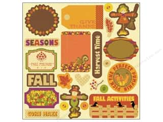 Best Creation Expression Chipboard Hello Fall