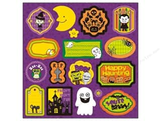 Best Creation Expression Chipboard 17 pc. Happy Haunting