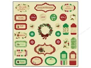 Best Creation Expression Chipboard Merry Christmas