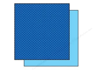 Best Creation 12 x 12 in. Paper Glitter Star Dark Blue (25 sheets)