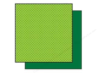 Best Creation 12 x 12 in. Paper Glitter Star Kiwi (25 sheets)
