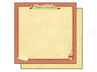 Best Creation Hearts: Best Creation 12 x 12 in. Paper Moms Kitchen Collection Moms Kitchen (25 sheets)