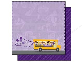 2013 Crafties - Best Adhesive: Best Creation 12 x 12 in. Paper Team Spirit Victory (25 sheets)