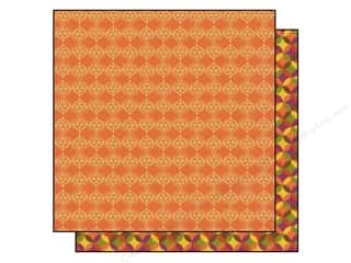 Best Creation Paper 12x12 Hello Fall Shades Autumn (25 sheets)