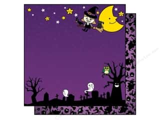 Best Creation Paper 12x12 Happy Haunting Bewitched (25 sheets)