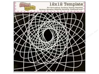 The Crafters Workshop Template 12x12 Spirographica